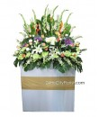 Large Condolence Flower Stand
