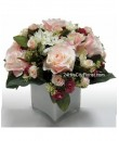 Artificial Flowers - Pastel Pink