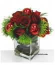 A1 Crimson Rose