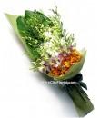 Orchid Bouquet by 24 Hrs City Florist