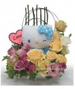 Hello Kitty Arrangement