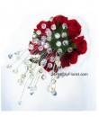 Swarovski crystal Bouquet