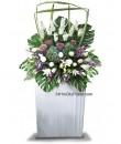 Grand Condolence Flowers