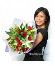 Lily Gorgeous - Florist Delivery Singapore