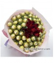 Ferrero Rocher Hand Bouquet