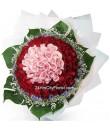 101 rose bouquet