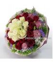 Valentine Flower Bouquet Delivery