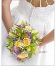 Cymbidium Green Bridal Bouquet