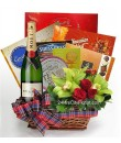Sleigh Luxury Hamper