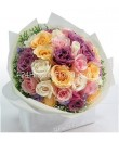 Multi Colour Rose Bouquet
