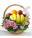 Fruit Rose Basket