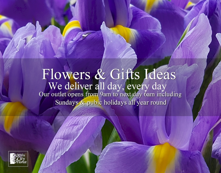 24 Hour Flower Delivery Singapore