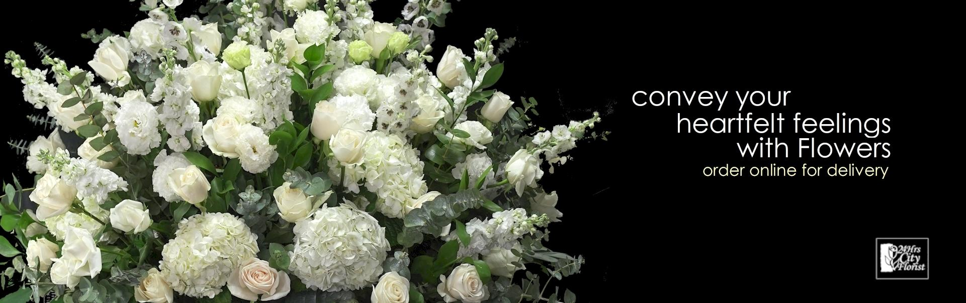 Condolences Flowers Delivery