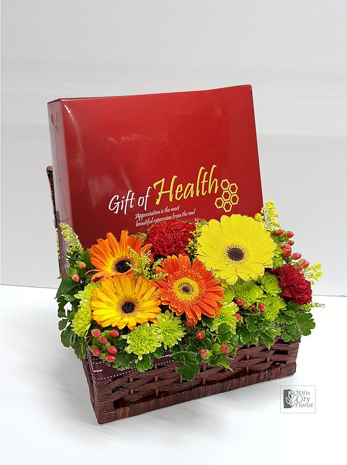 gift of health basket