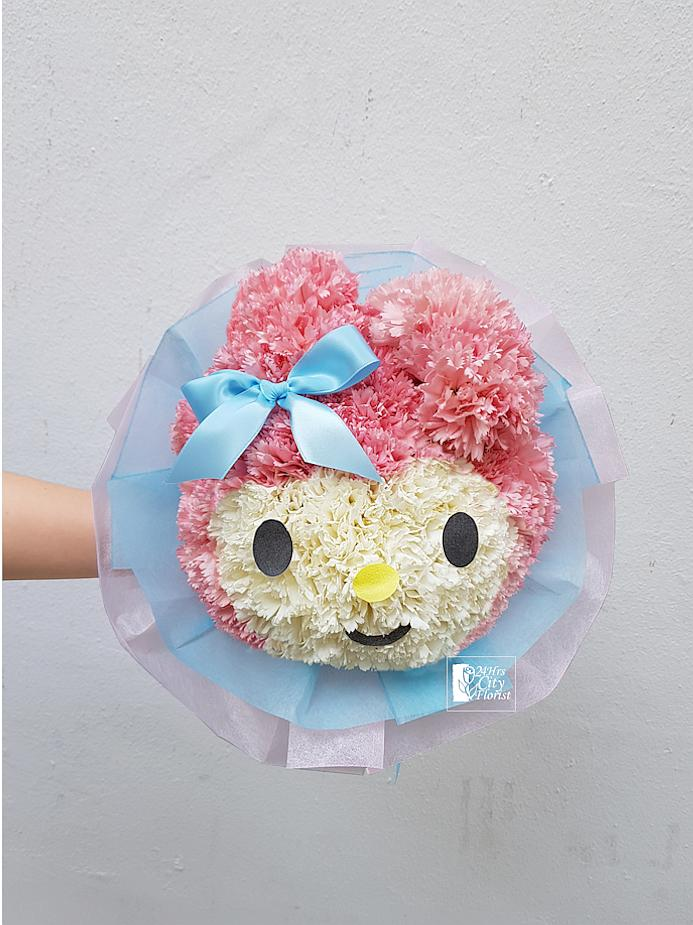 My Melody Flower Bouquet