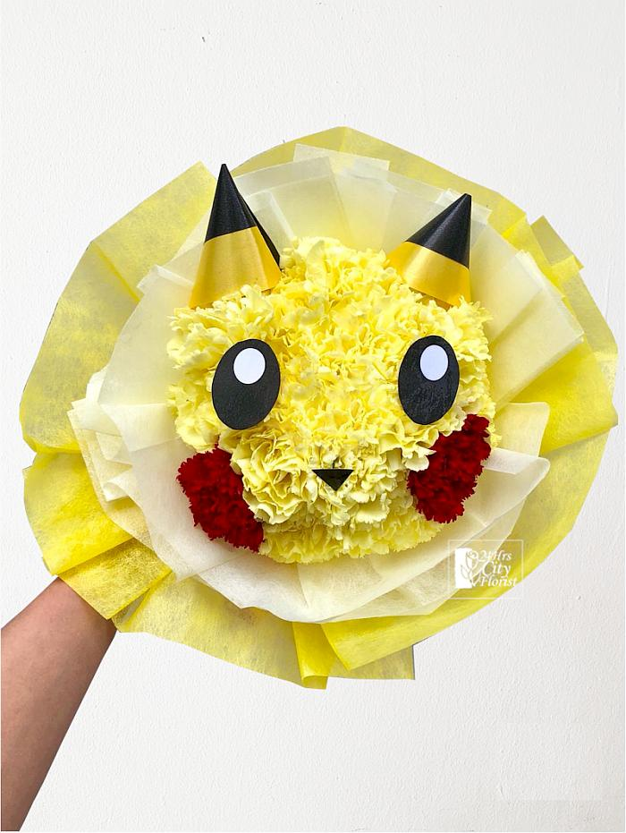Pikachu Bouquet