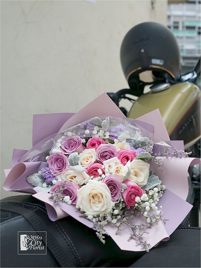 Harley Rose Bouquet