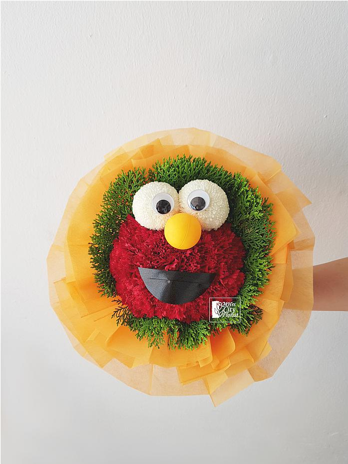 Elmo Bouquet