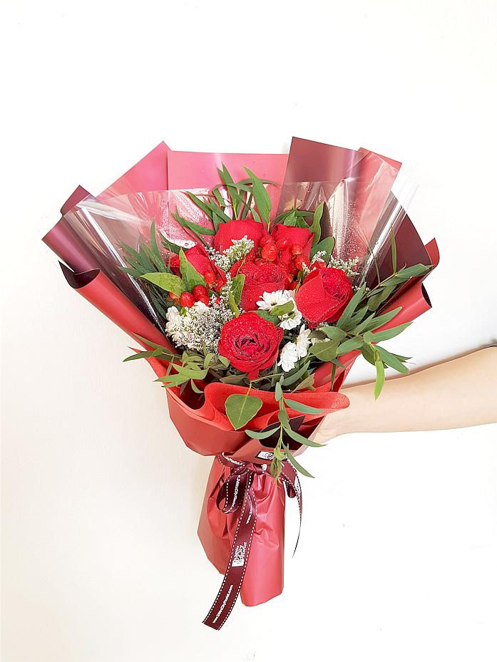 Flower Bouquet Delivery In Singapore