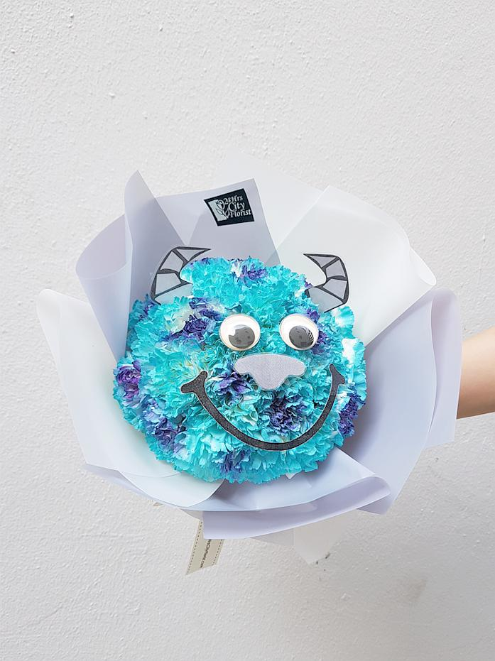 Monster Inc Sullivan Bouquet