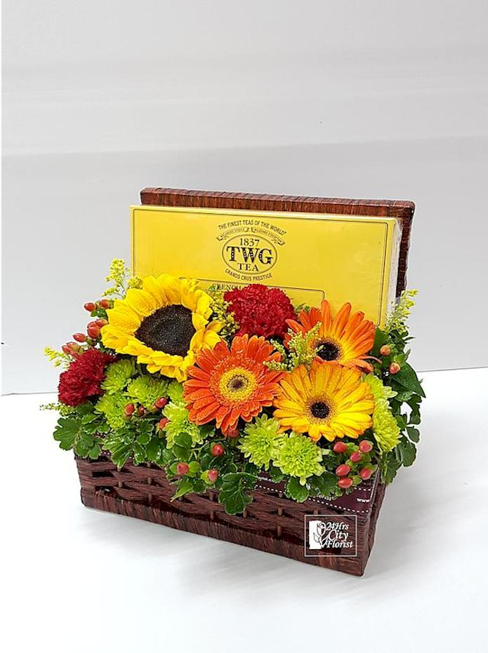 24 Hour Flower Delivery Singapore - Florist Delivery | Same Day