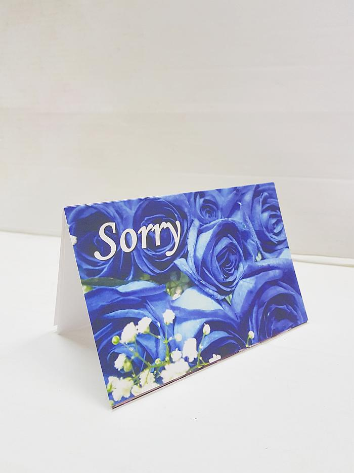 Gift Card - Sorry
