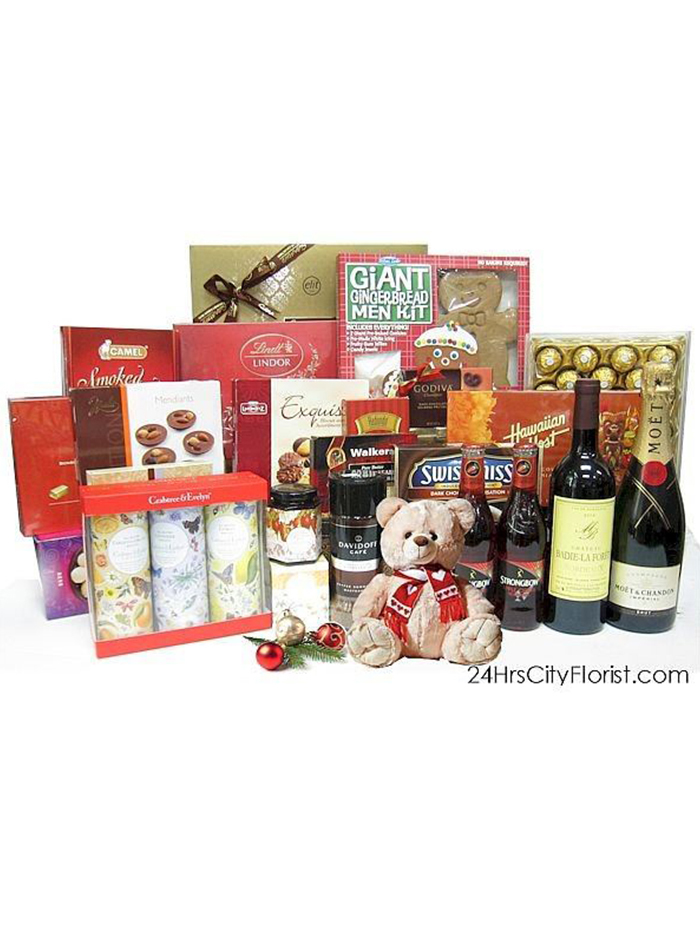 Christmas Luxury Hampers