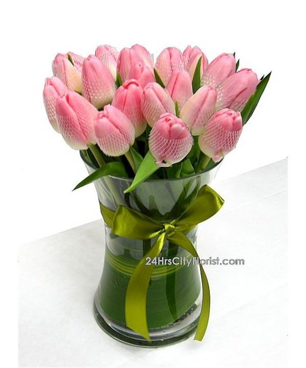 A5 Sweet Tulips