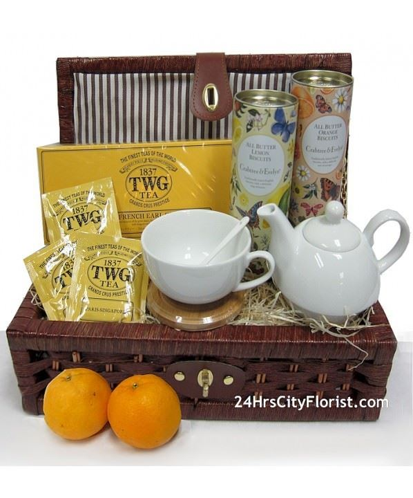 TWG Tea Gift Set