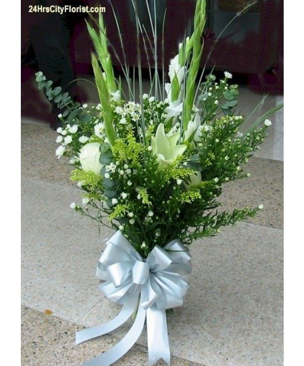 Beautiful You Impressively Beautiful Flower Bouquet Comprised Of
