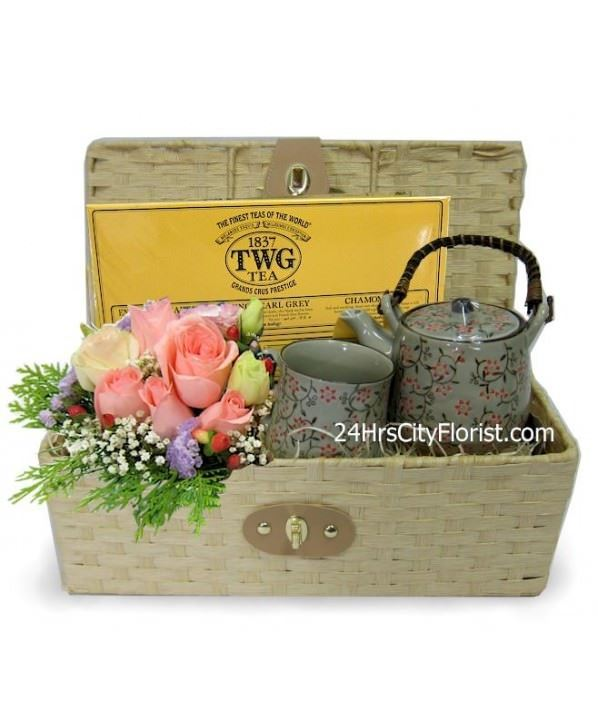TWG Tea Set