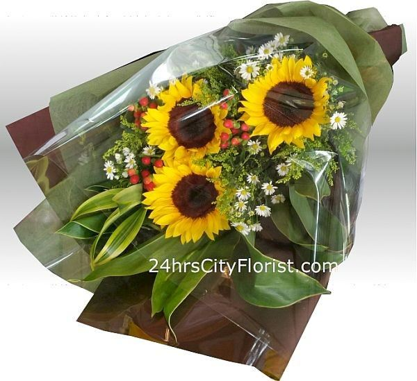 Sunflower Delivery Singapore