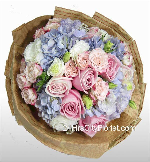 Exotic Mix Flowers Bouquet