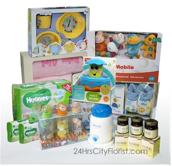 Mother And Baby Gift Set