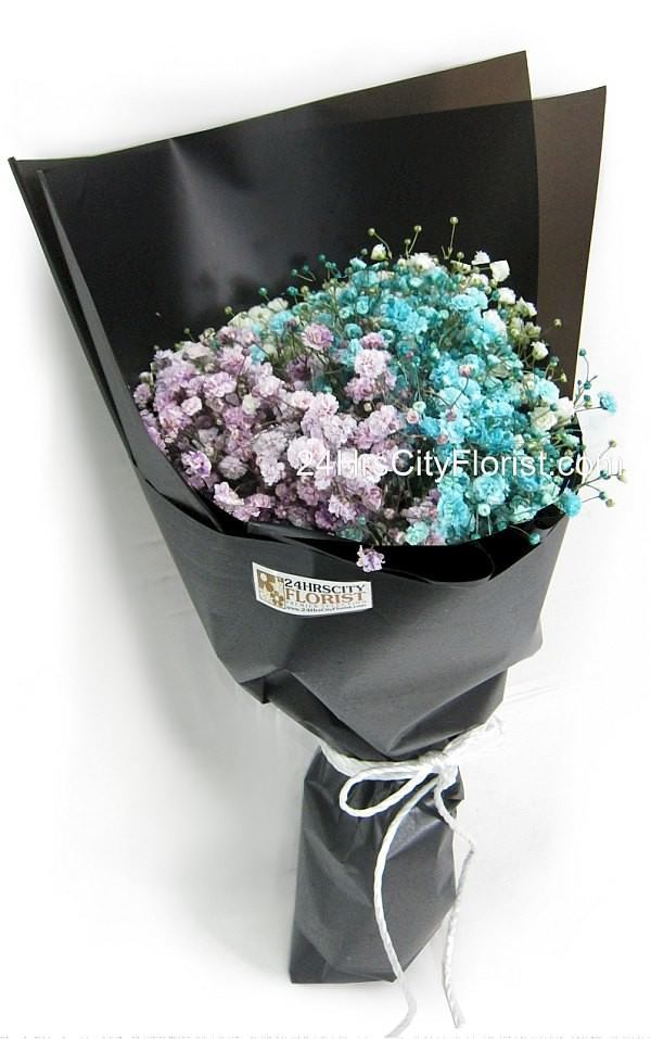 Korean Baby's Breath Bouquet