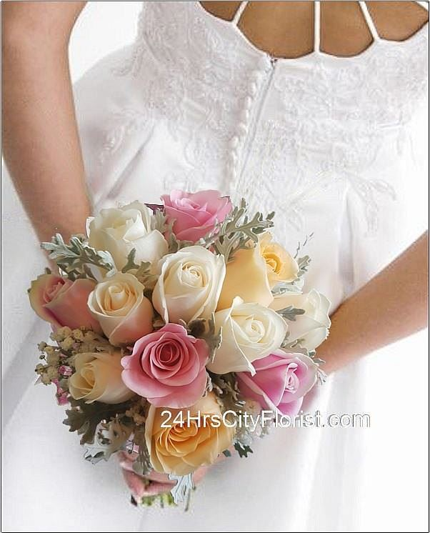 Sweet Sensation Bridal Bouquet